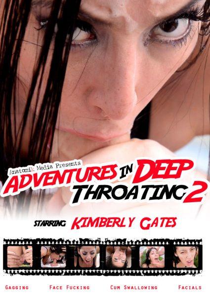 Adventures in Deep Throating - Blowbang movie starring Kimberly Gates