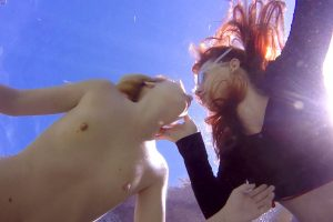 Submerged: Step-sisters in Love