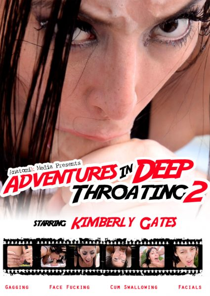 Kimberly Gates Blowbang - Adventures in Deep Throating 2