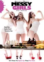 Anatomik Media's Messy Girls 3 - Pie Whores - Starring Veronica Vain, Sasha Heart and Katy Kiss