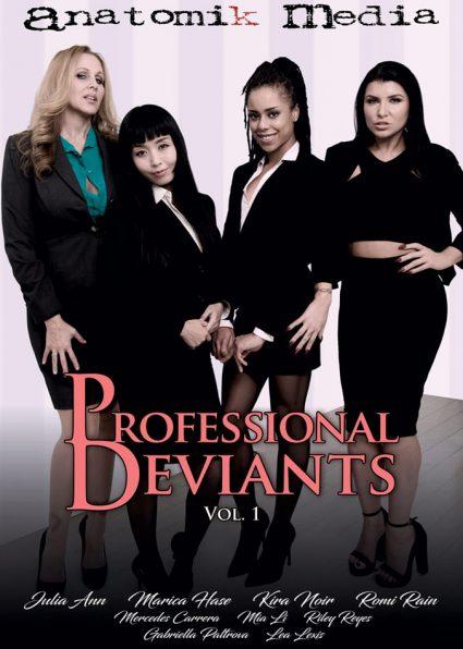 Professional Deviants Vol 1: Julia Ann, Marica Hase, Romi Rain, Kira Noir