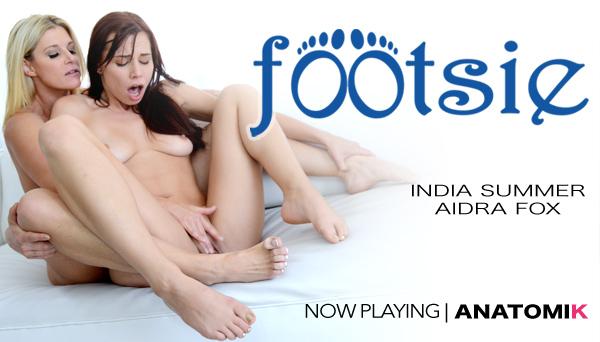Footsie starring Aidra Fox and India Summer