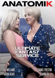 Dee Williams, Sasha Heart - Ultimate Fantasy Service - Lesbian strapon sexUltimate Fantasy Service - Lesbian strapon sex