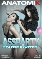 Jane Wilde and Paige Owens in ASSPARTY