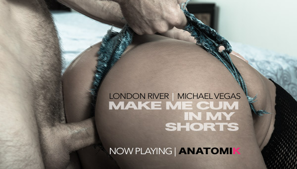 London River - Make Me Cum in My Shorts